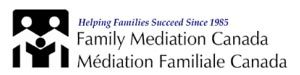 Family Mediation Canada logo family divorce couples mediation separation child support Kelowna BC